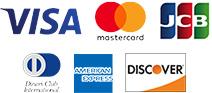 対応しているクレジットカード会社